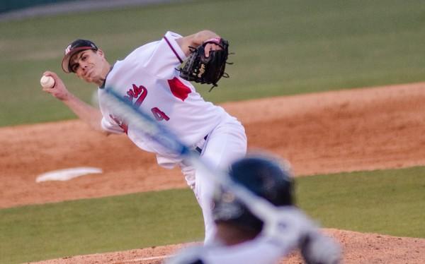 APSU Baseball team wins season opener against Iowa