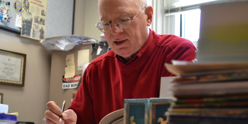 Professor Winters recognized with Award for Excellence