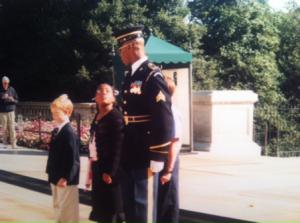 Celeste Malone Arlington Cemetery