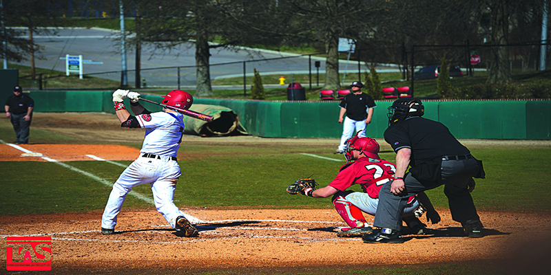 Govs baseball wins weekend