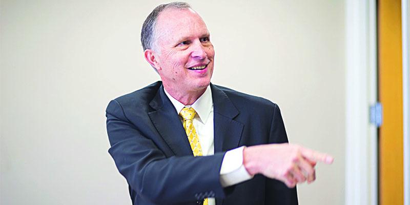 APSU names Rex Gandy as new provost