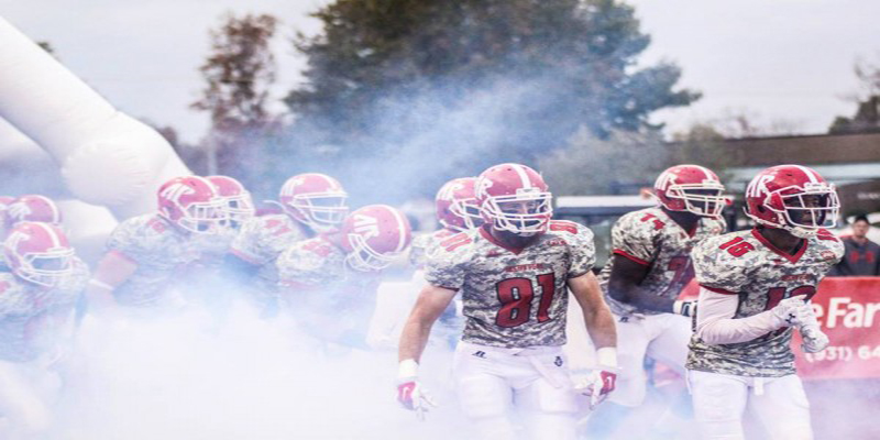Fall 2015 Govs football schedule released