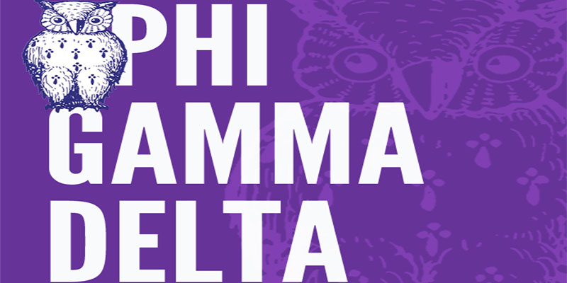 Phi Gamma Delta to become recognized as an official chapter