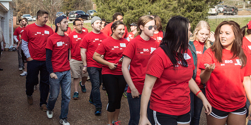 The Big Event at APSU Gathers Over 500 Volunteers