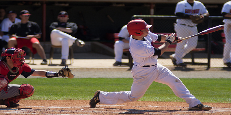 Govs take series from Belmont