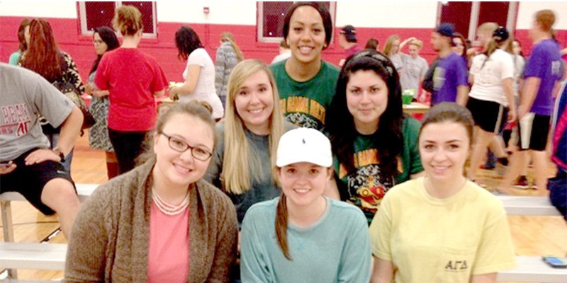 A∑A raises $2,687 for Special Olympics