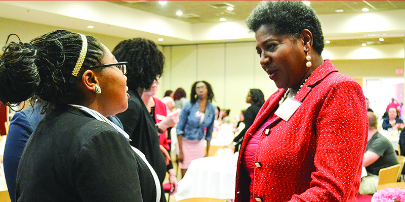 Young Women's Leadership Symposium promotes importance of the individual