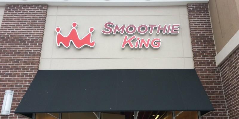 Smoothie King grand opening