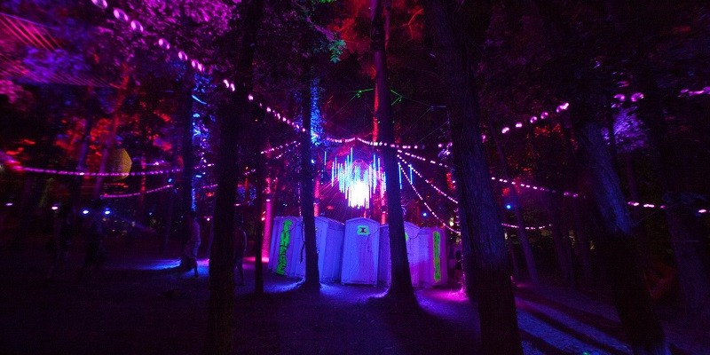 Newly opened Grove gives Bonnaroovians a place to relax