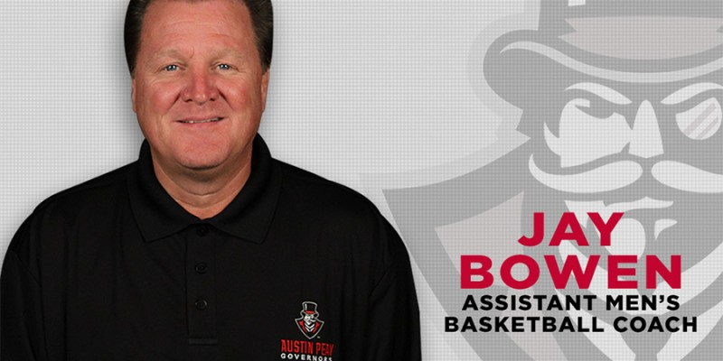 Jay Bowen hired as assistant men's basketball coach