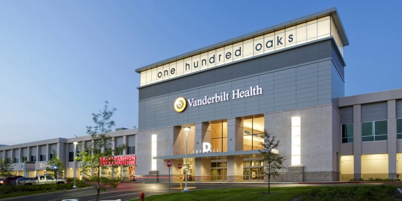 APSU student interns at Vanderbilt