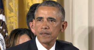 Single Tear Obama