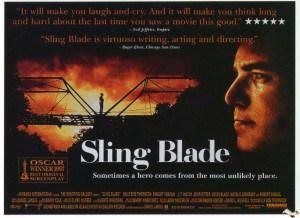 sling blade essay