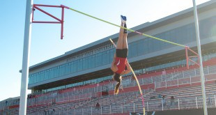 APSU hosts the track & field invitational on Friday, April 15, 2016.