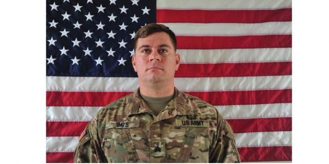 Cpl. Baldridge, right, Sgt. Bays, middle, and Sgt. Houck's, left, of infantryman in Company D, 1st Battalion, 187th Infantry Regiment, 3rd Brigade combat Team, 101st Airborne Division (Air Assault), Fort Campbell, KY deaths in Afghanistan were announced on June 10, 2017.