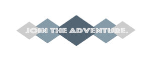 JOIN THE ADVENTURE.