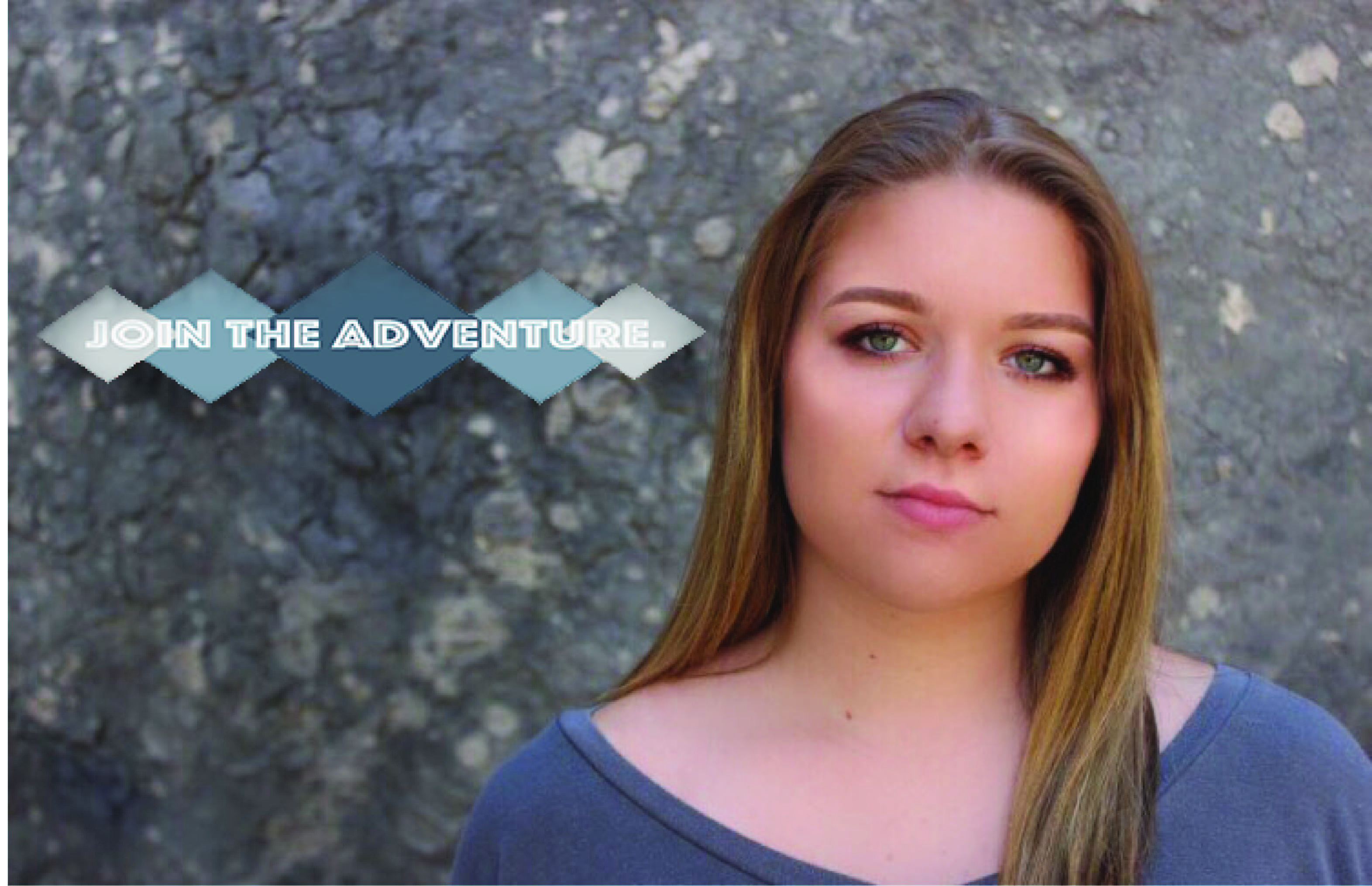 Taylor Harrell, Join The Adventure.