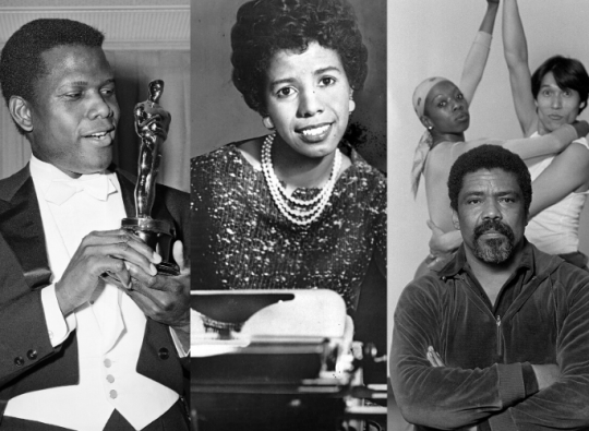 Creative underdogs of Black History Month