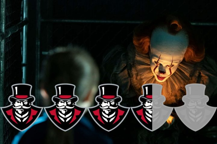 'IT: Chapter Two' remains afloat
