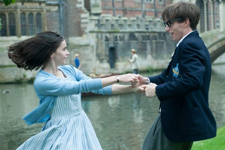 'The Theory of Everything' follows set biopic methods