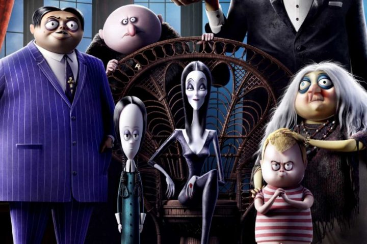'The Addams Family' snaps two govs