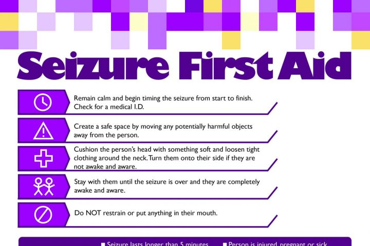 Things Not Taught in School: Epilepsy Awareness