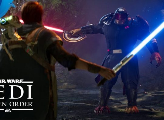The force is strong with 'Star Wars Jedi: Fallen Order'