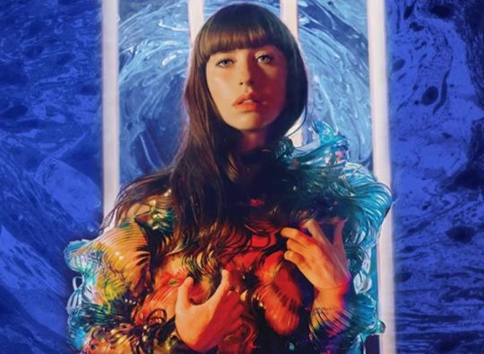 Grammy-winning Kimbra releases new single 'Secret Tapes'