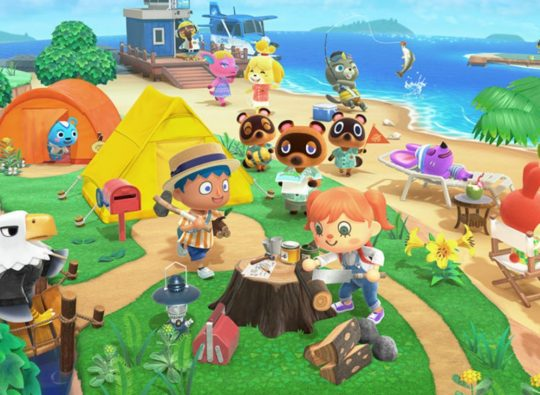 Animal Crossing: New Horizons: Fur-ociously fun and relaxing
