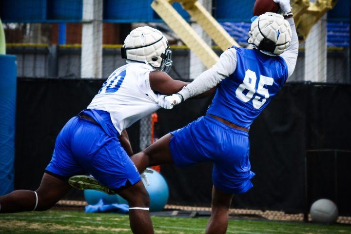 Homecoming imminent for Middle Tennessee transfer