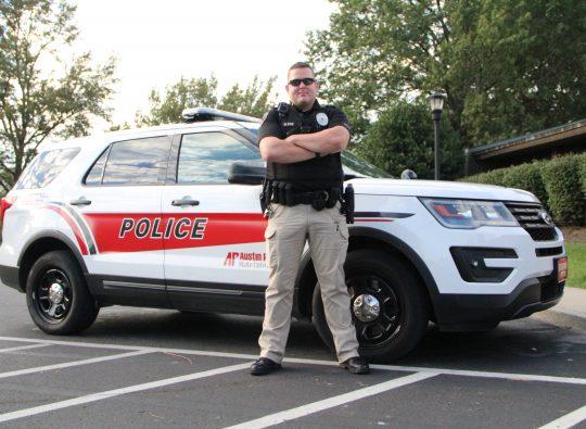APSU campus police still on duty