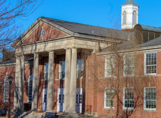 Maria Cronley named new provost