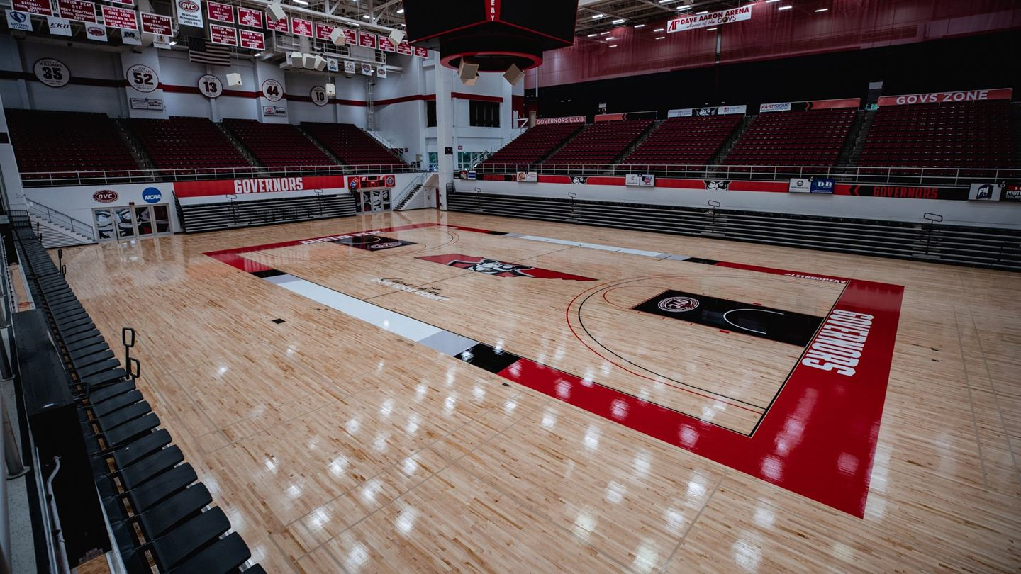 Austin Peay is moving forward with plans to allow fan attendance for the upcoming basketball seasons. | APSU SPORTS INFORMATION