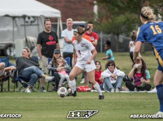 Former Govs soccer player brings self-love coaching to driven women