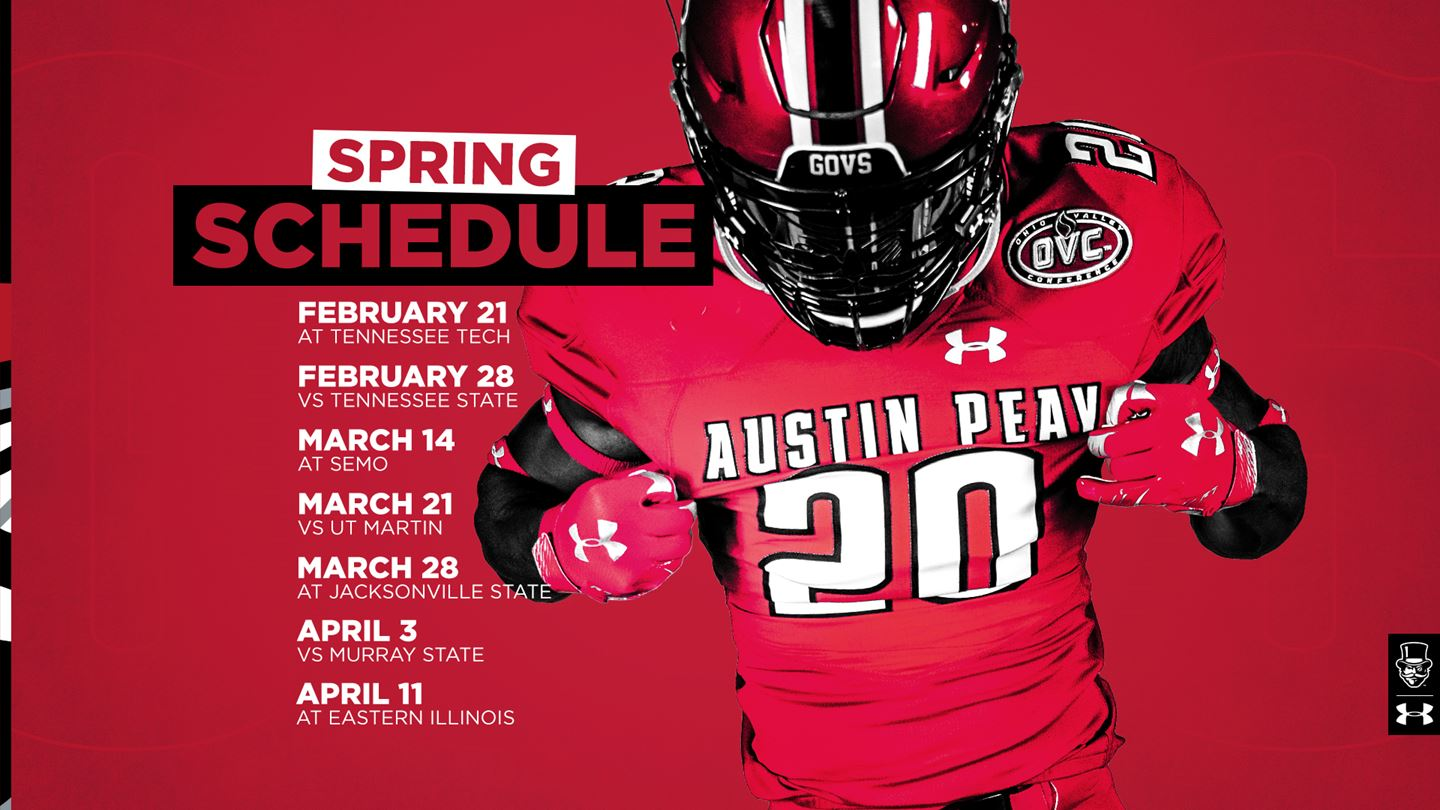 Govs To Play Three Home OVC Games In Spring Slate U2013 The