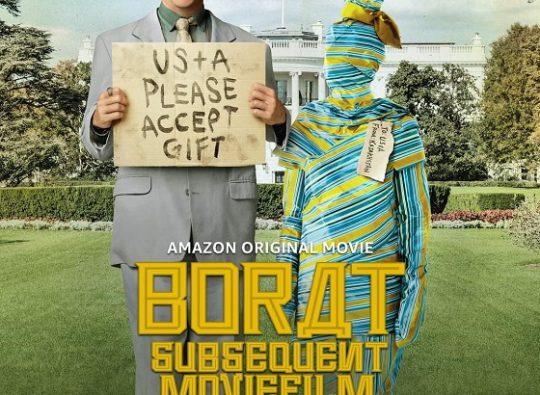 """Borat"" sequel very nice"