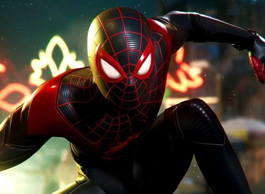 """Marvel's Spider-Man: Miles Morales """"swings"""" into the next generation of gaming"""
