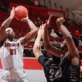 Austin Peay lost to Eastern Kentucky 80-75 Saturday in OVC action at the Dunn Center. ROBERT SMITH | APSU SPORTS INFORMATION