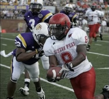 Chris Fletcher amassed over 4,000 career rushing yards during his four seasons with Governors football. | SUBMITTED