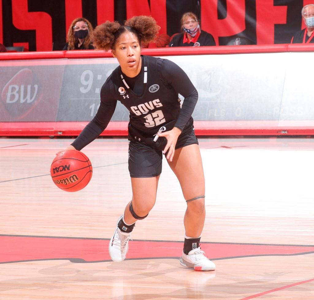 Brianah Ferby spearheaded the Govs offense with 21 on Saturday. ROBERT SMITH   APSU ATHLETICS