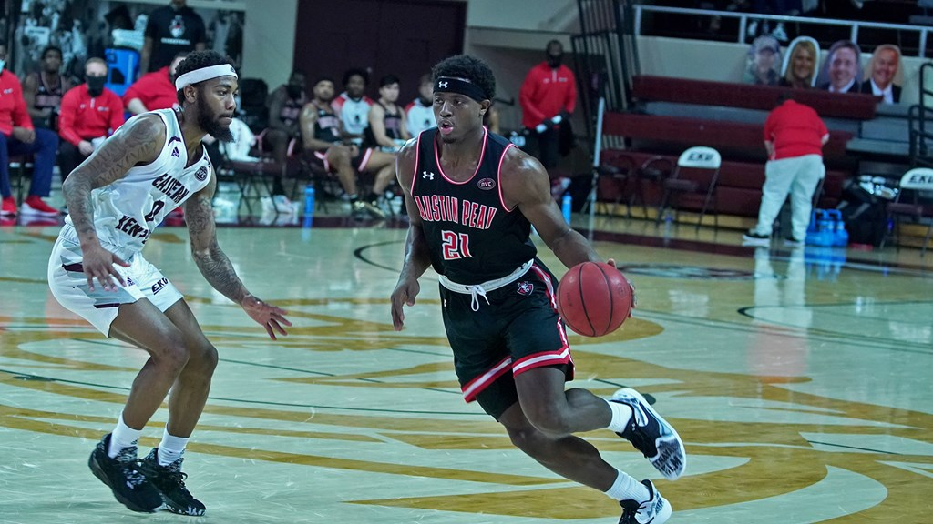 The Governors will face the Colonels for the third time this season when the two teams meet in Evansville, Ind. Colby Wilson | APSU Athletics
