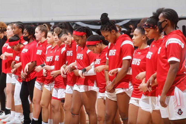 Women's basketball caps off COVID season