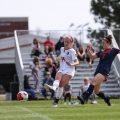 Tori Case started in all 10 games as a freshman this spring. CARDER HENRY | APSU ATHLETICS