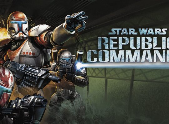 Command Delta Squad on PS4 and Switch in Star Wars: Republic Commando