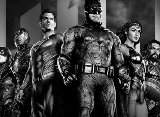 Zack Snyder's Justice League may have saved the future of the DC film universe