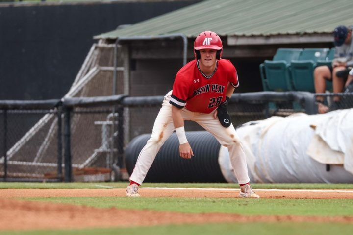 Draft Day: Garrett Spain using MLB Draft selection as motivation