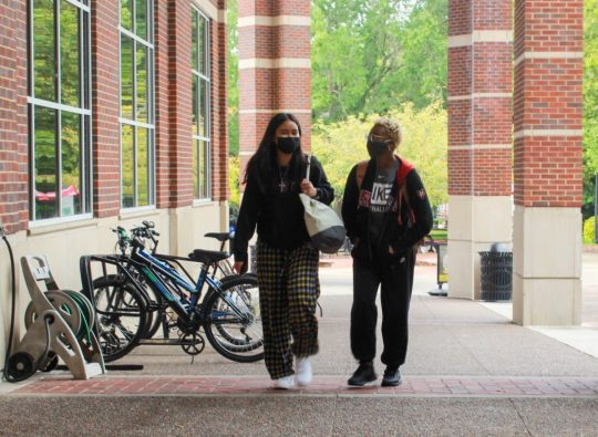 Permanent, temporary modulation changes raise questions at APSU