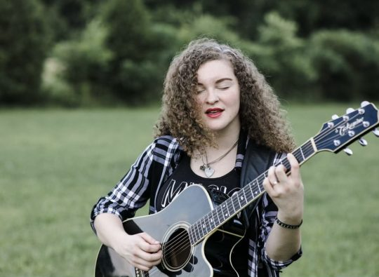 Rachel McCamy brings genre-bending music to Middle Tennessee