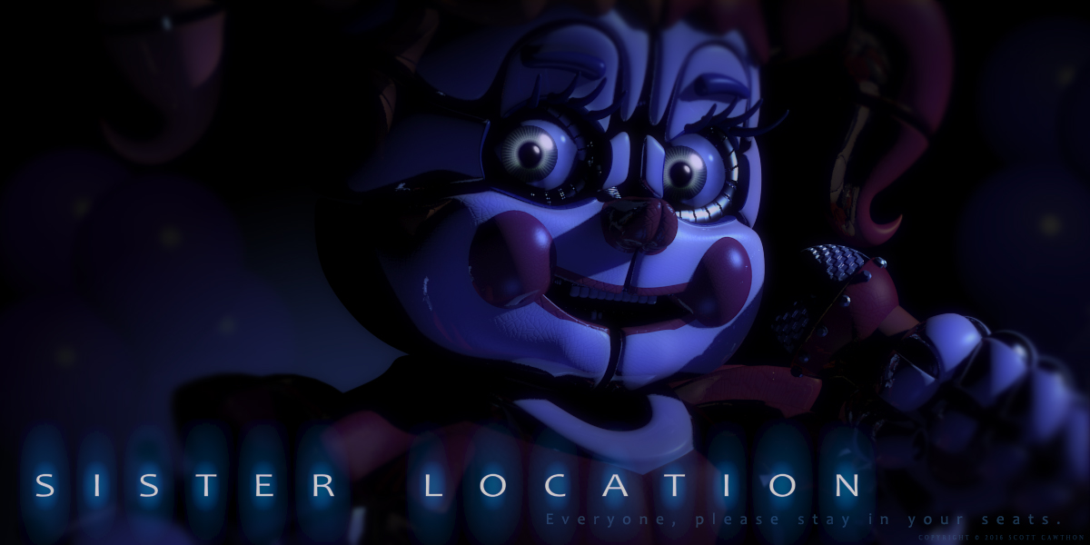 Sister Location: The best game in FNAF series? – The All State