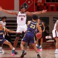 Austin Peay defeated Carver 102- 38 during Friday's home opener at the Dunn Center. ROBERT SMITH | APSU SPORTS INFORMATION